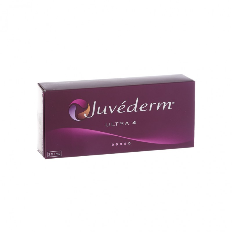 Juvederm ultra 4 ( 2 x 1 ml )