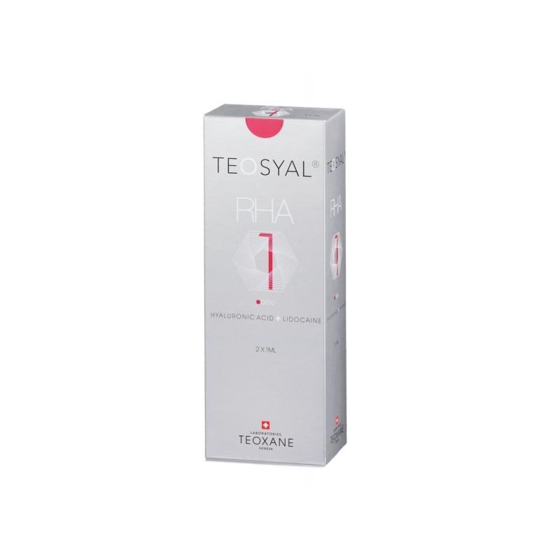 Teosyal RHA 1 ( 2 x 1 ml )