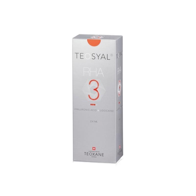 Teosyal RHA 3 ( 2 x 1 ml )