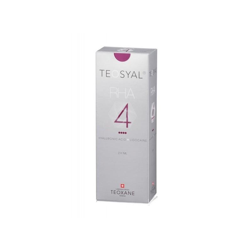 Teosyal RHA 4 ( 2 x 1 ml )