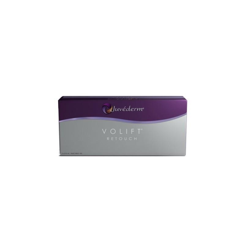 Juvéderm® Volift Retouch Lidocaine ( 2x0,55ml )
