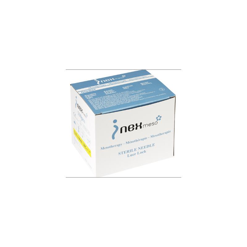 Igły do mezoterapii 30G4mm ( 10szt )