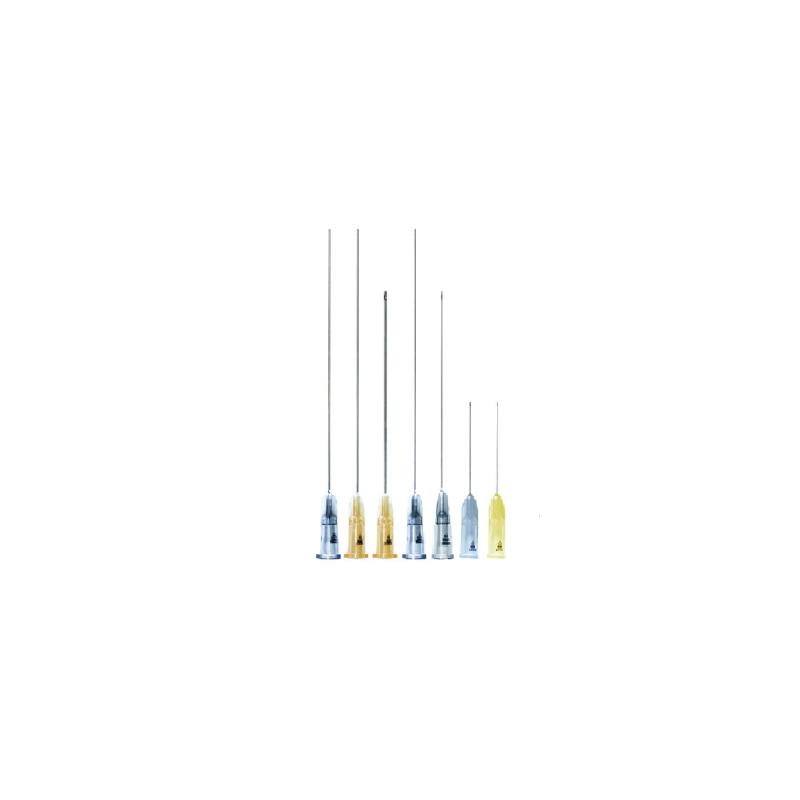 Kaniule dermatologiczne 27G 38mm ( 1 szt )