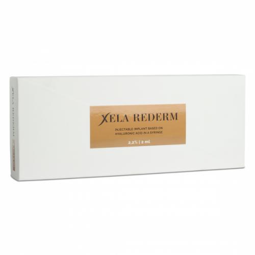Xela Rederm 1,8% 2ml