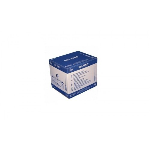 KD Medical - Fine Igły iniekcyjne rozmiar 1,2X40 (10szt)