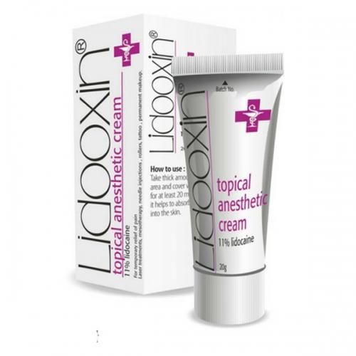 Lidooxin Cream 20g