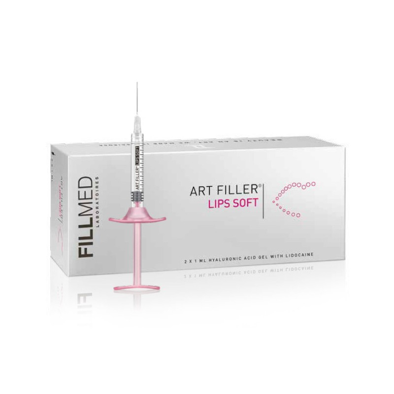 Art Filler Lips Soft 1ml