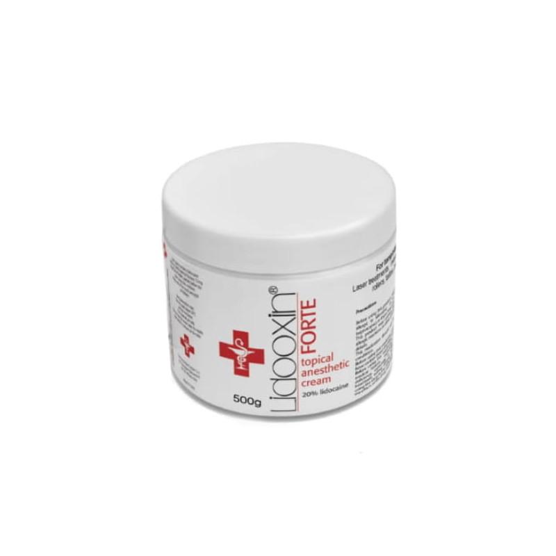 Lidooxin Forte Cream 500g