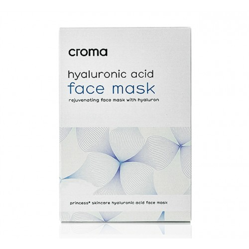 Princess Skincare Hyaluronic Acid Mask ( 8szt )