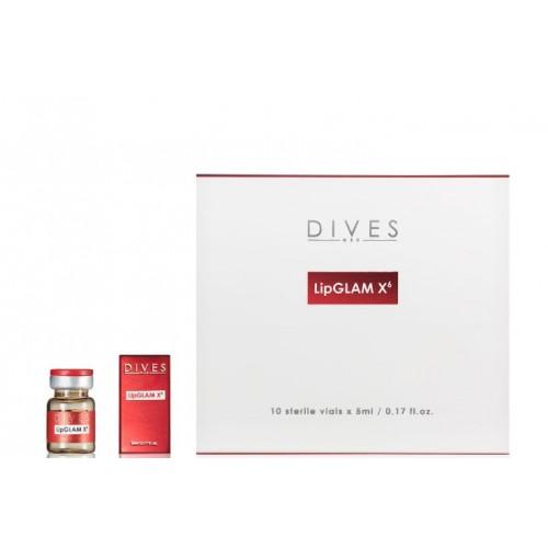 DIVES MED - LipGLAM X6