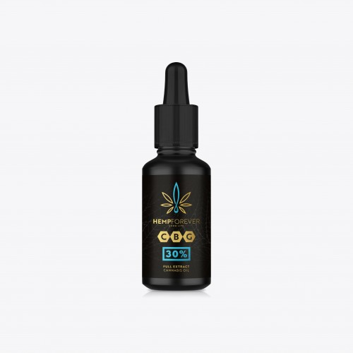 OLEJEK CBG 30% 10ML HEMP FOREVER