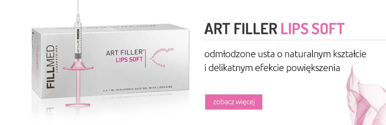 ART FILLER LIPS SOFT